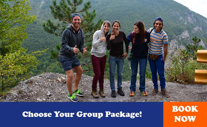 Choose Your Group Package