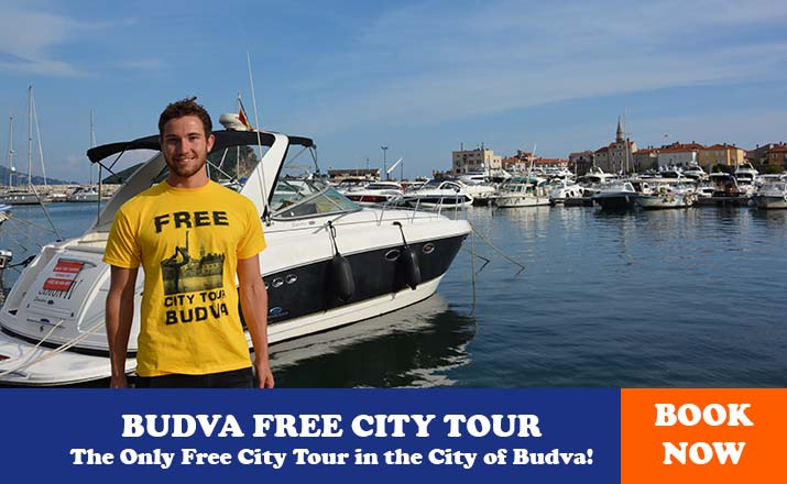 budva free city tour
