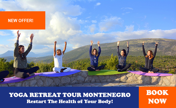 YOGA RETREAT TOUR MONTENEGRO